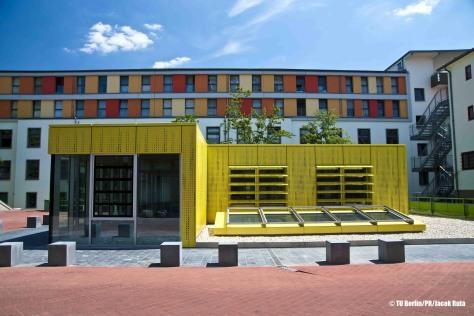 TU Berlin / Laboratory